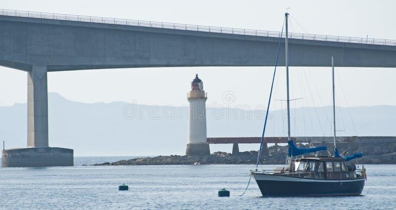 Skye Bridge. stock photos
