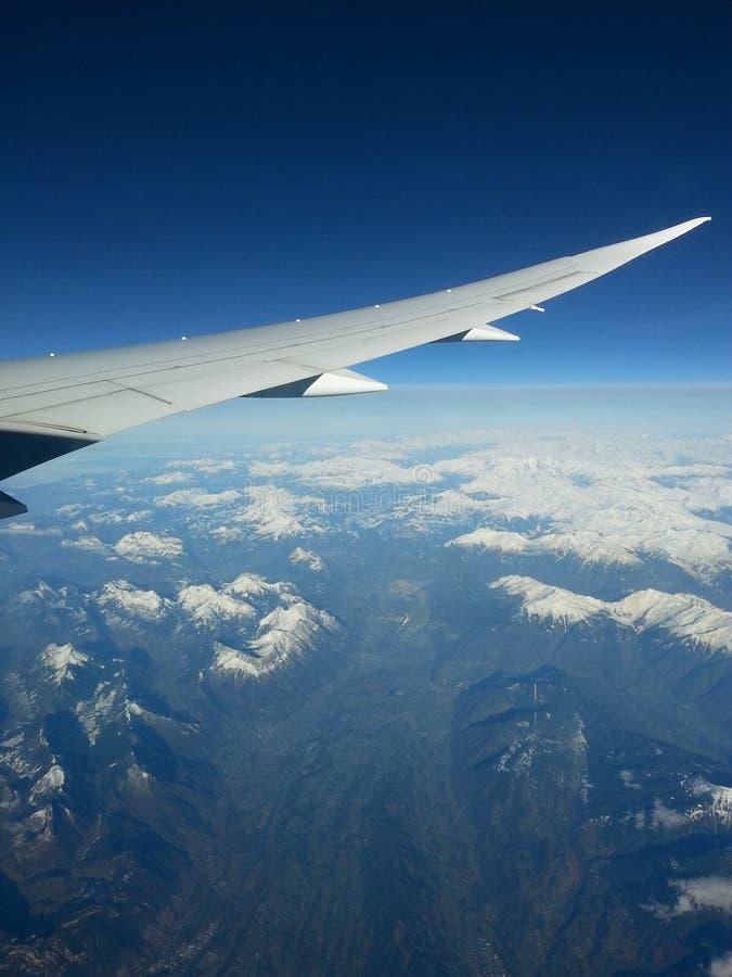 Skyfly images libres de droits