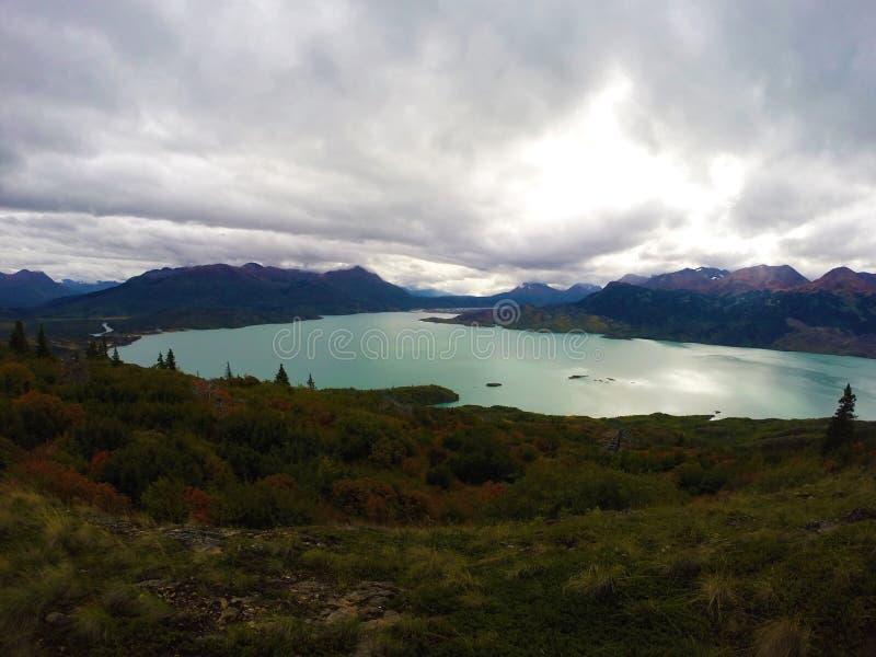 Skylak lake stock photography