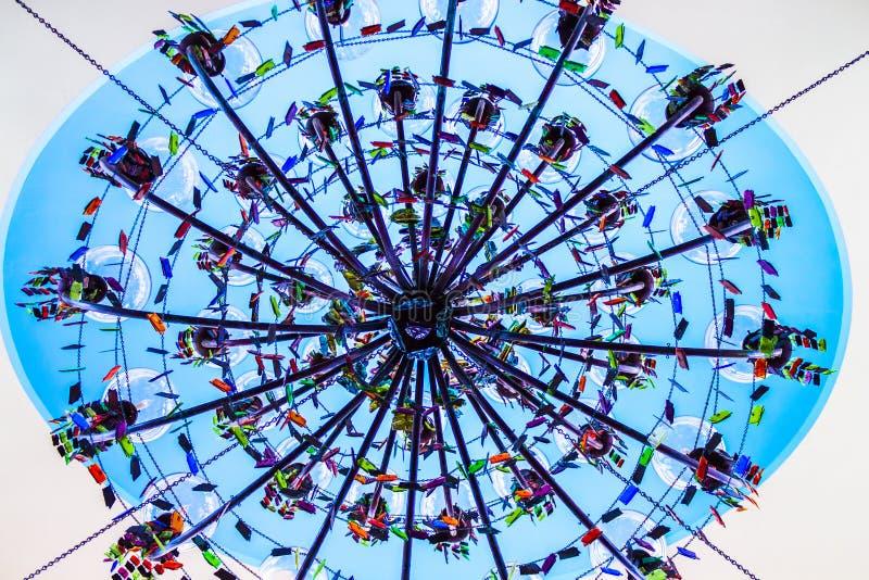 Skylight канделябра стоковое фото rf