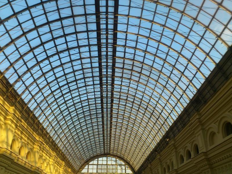 skylight стоковое изображение rf