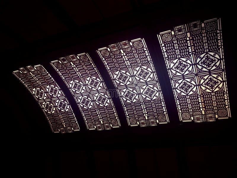 skylight stock foto's