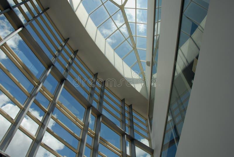 skylight wysoki obraz stock