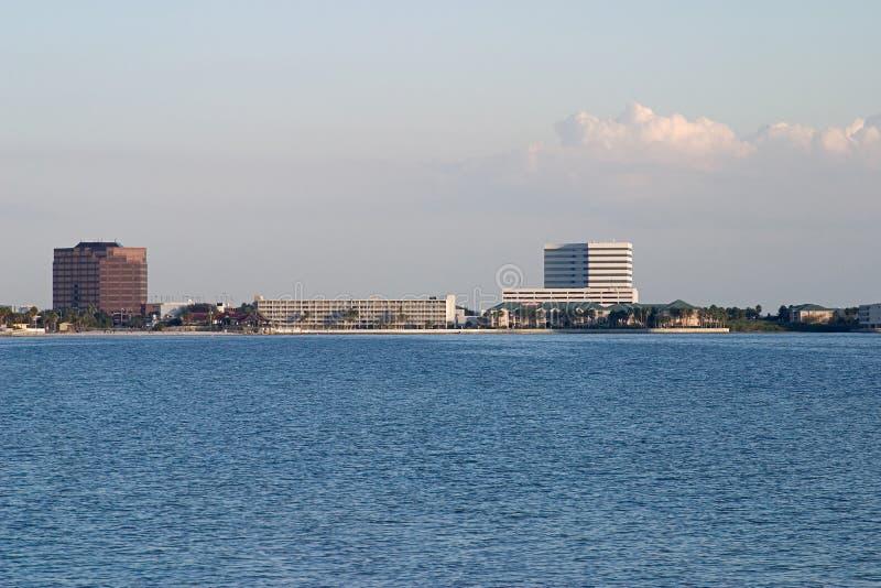 Skyline 2 de Tampa Florida fotos de stock