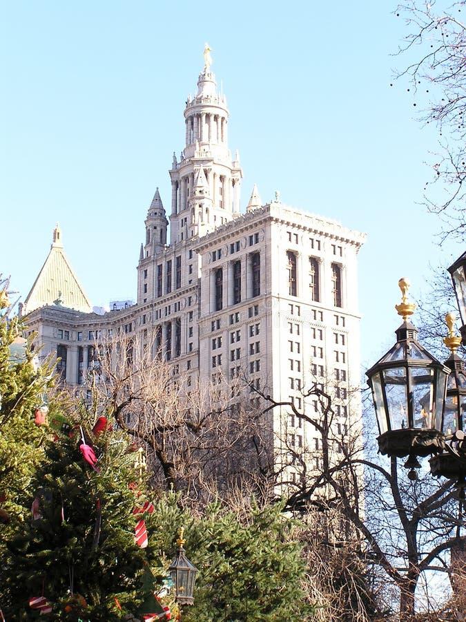 Download Skyline 4 de New York foto de stock. Imagem de lâmpada, cityscape - 64834