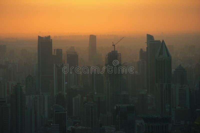 Skyline fotografia de stock