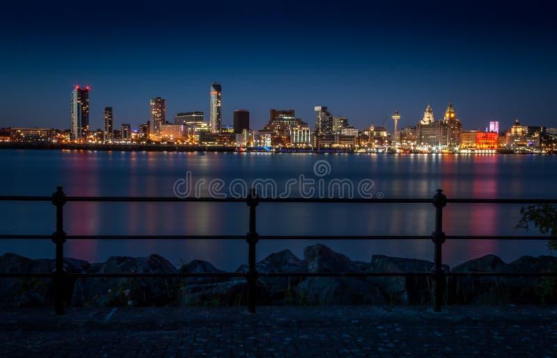 Skyline, Cityscape, City, Reflection royalty free stock photos