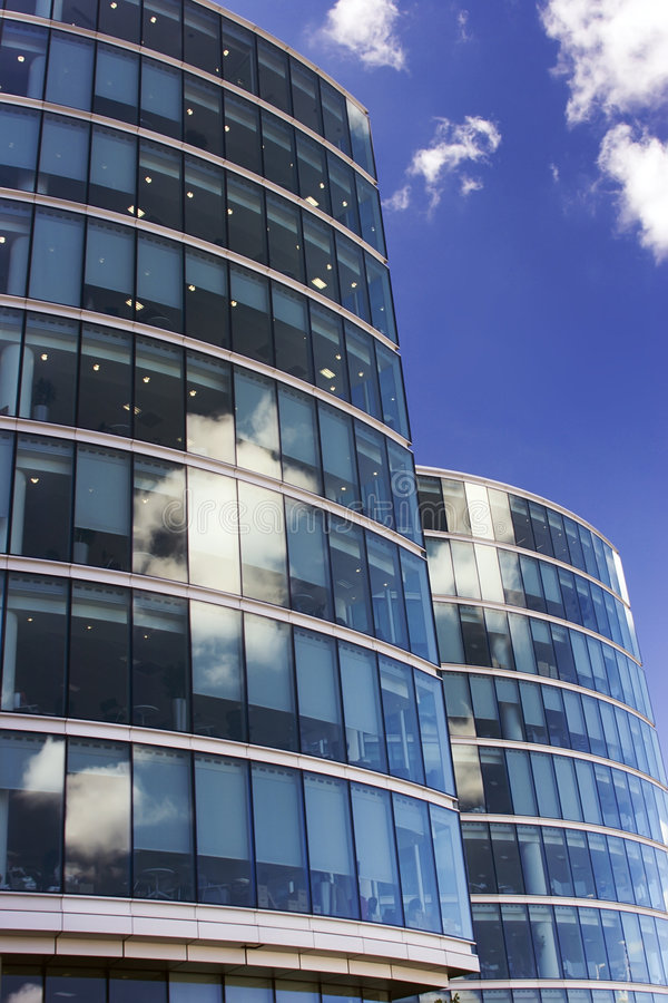 Skyline da cidade de Londres. imagens de stock royalty free