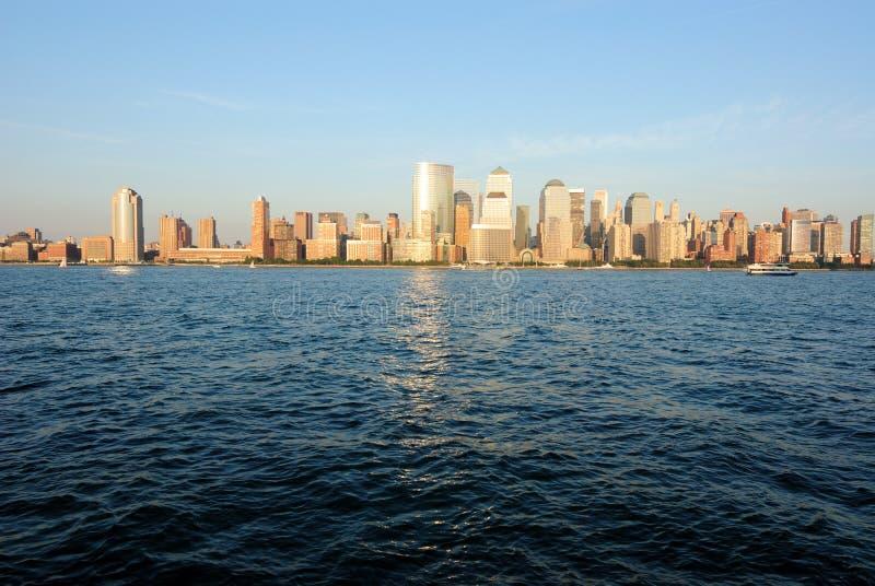 Skyline De Manhattan Foto De Stock Grátis