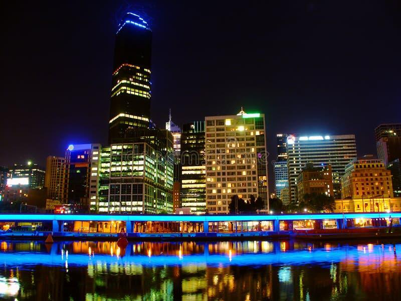 Download Skyline De Melbourne Austrália Imagem de Stock Editorial - Imagem de raspador, austrália: 65580114