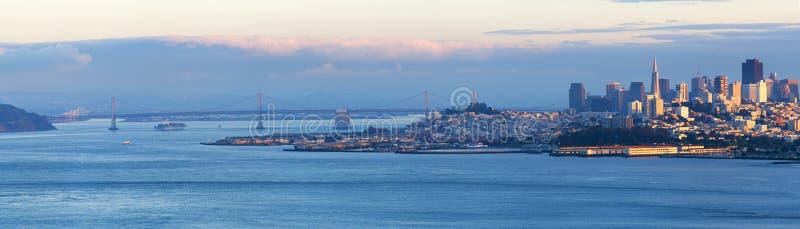 Skyline de San Francisco fotos de stock