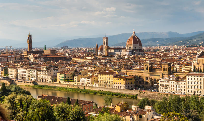 Download Skyline Of Florence Italy Stock Photo - Image: 83713673