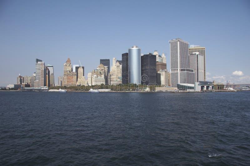 Download Skyline Of Manhattan, New York Royalty Free Stock Image - Image: 1411776