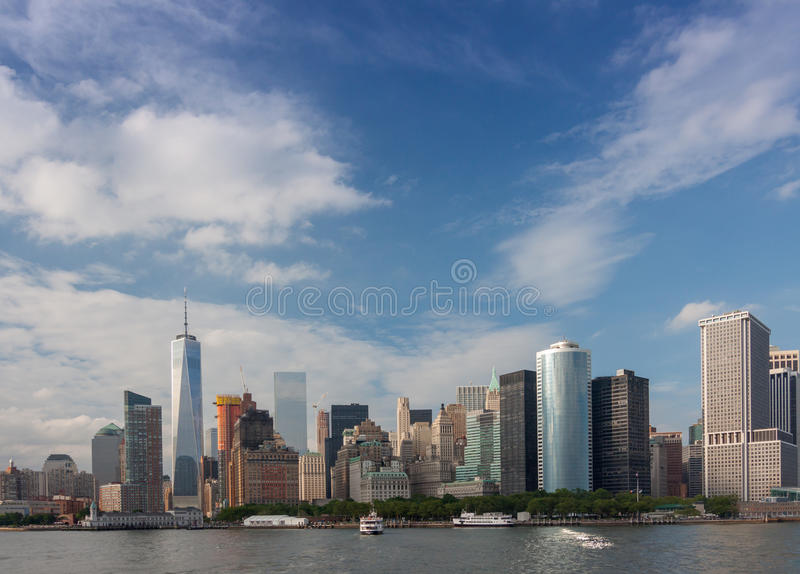 Skyline stock images