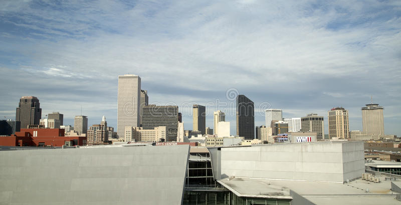 Download Skyline of New Orleans editorial photo. Image of outdoor - 36507126