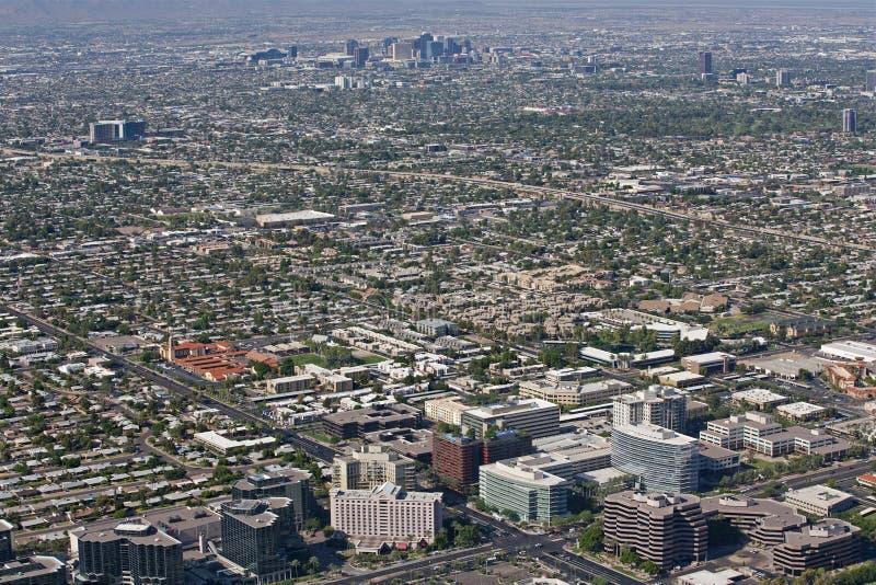 Download Skyline Of Phoenix, Arizona Royalty Free Stock Image - Image: 25566396