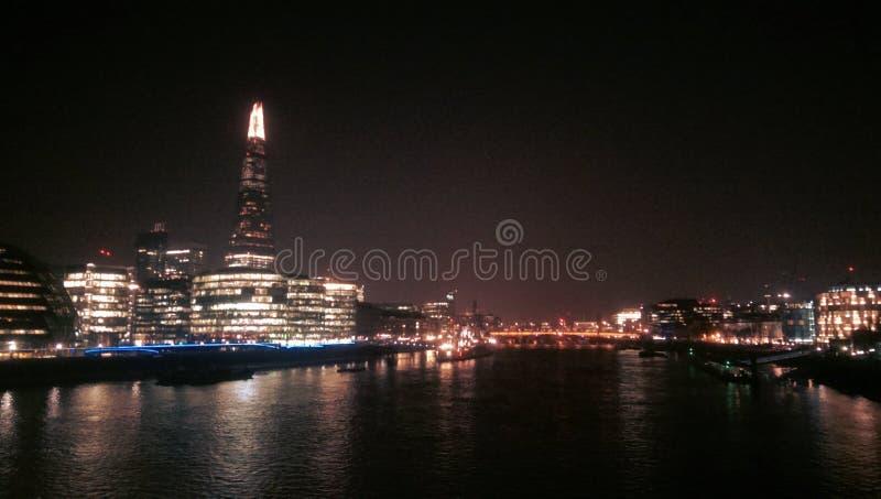 Skyline von London stockfoto