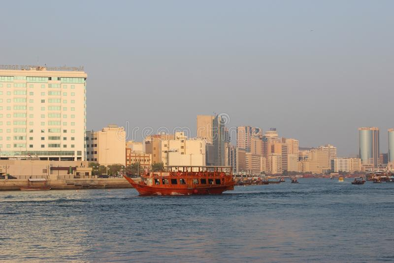 Skyline, Waterway, City, Water Transportation stock images