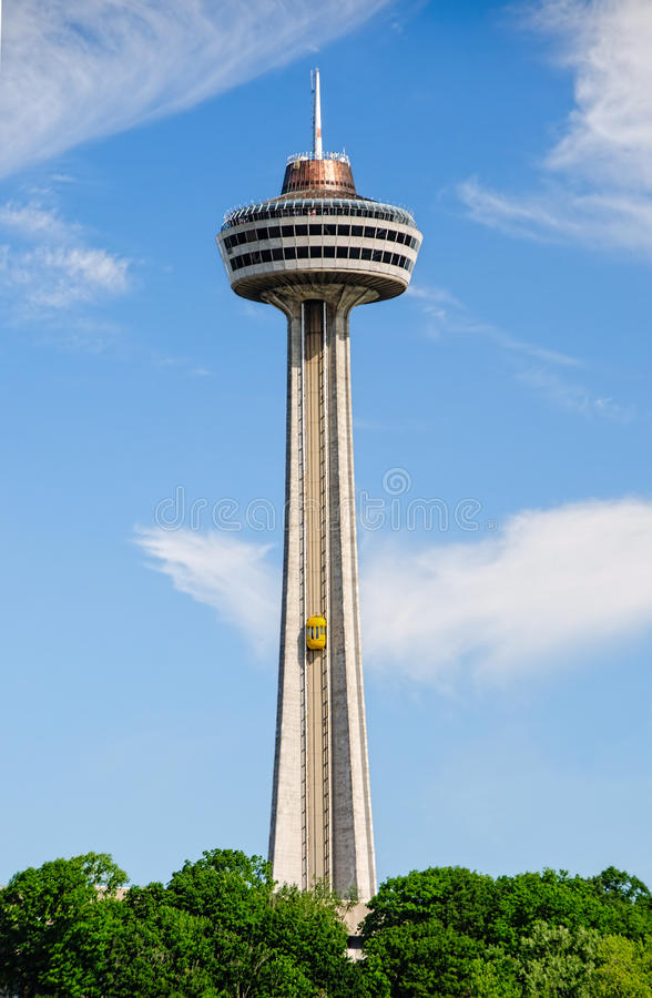 Skylon torn Kanada arkivfoton