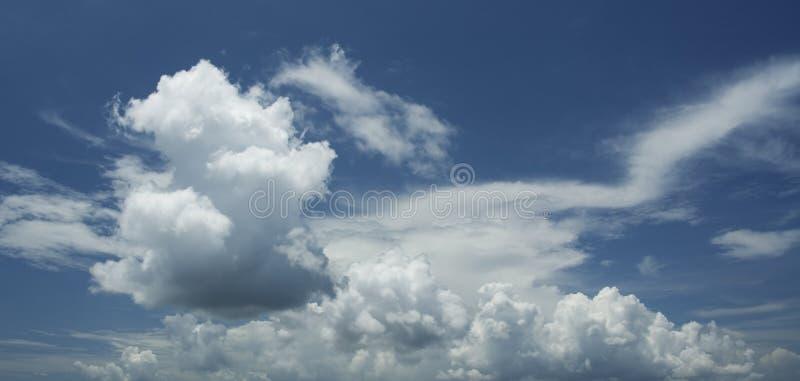 Skyscape fotografie stock libere da diritti