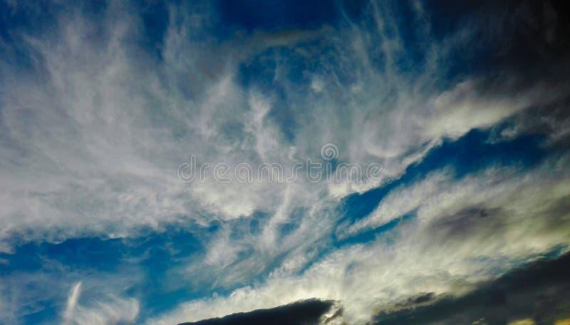 Skyscape immagine stock