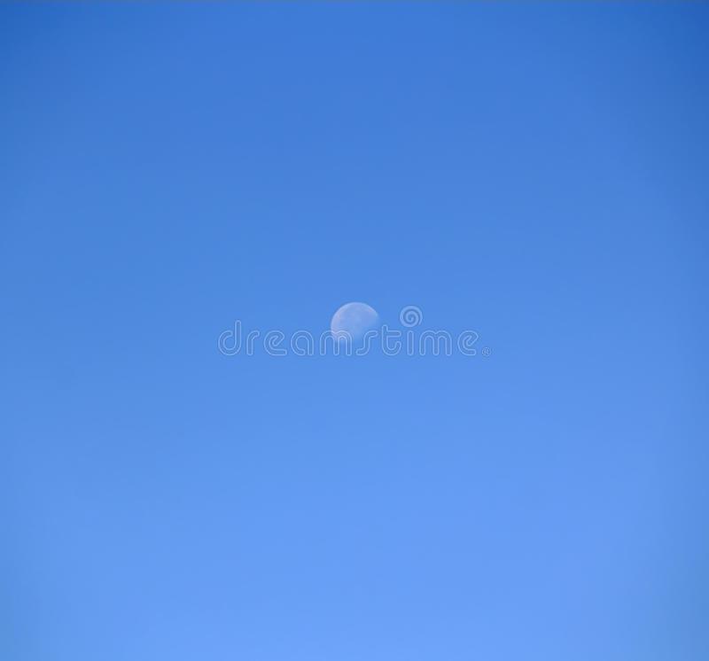 Download Skyscape with Moon stock image. Image of atmosphere, moon - 27472445