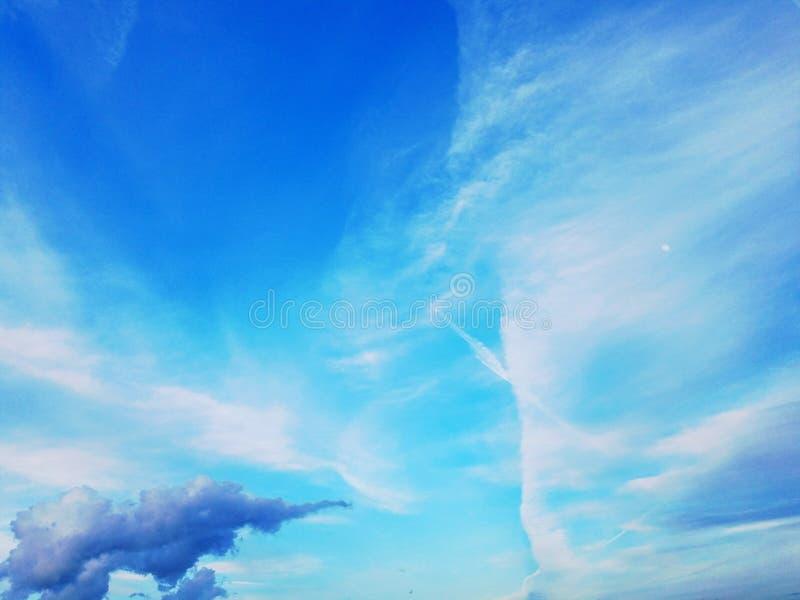 Skyscapes stockfotografie