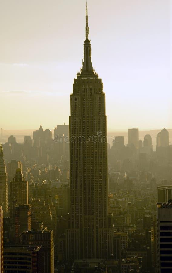 Skyscrape lizenzfreie stockbilder
