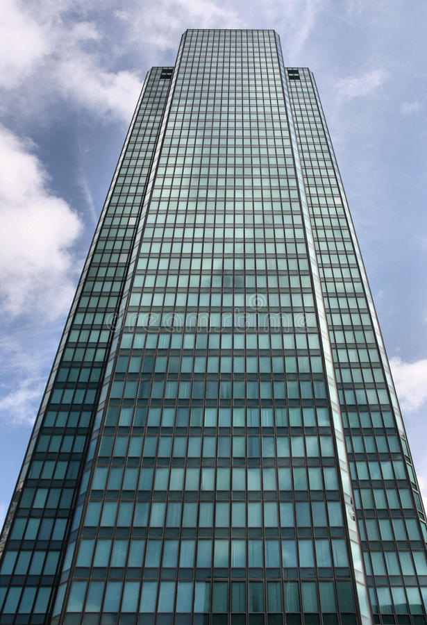 Download Skyscraper stock photo. Image of blue, famous, office - 14850794