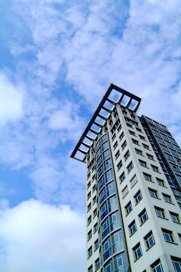 skyscraper arkivfoton