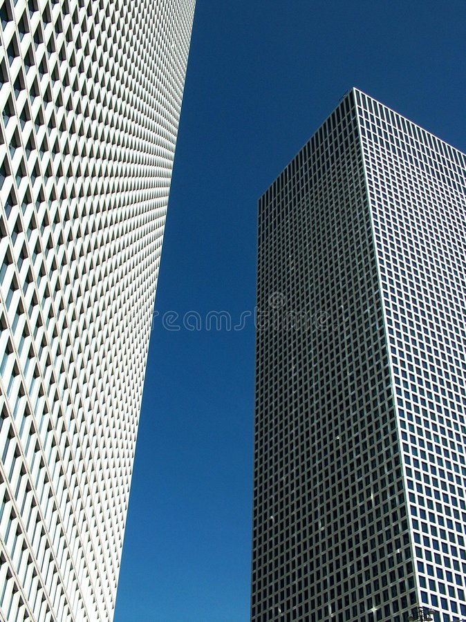 Skyscraper royalty free stock photo