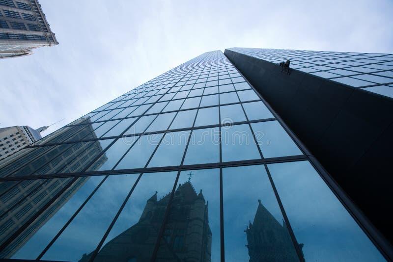 Download Skyscraper stock image. Image of blue, skies, boston, city - 632905