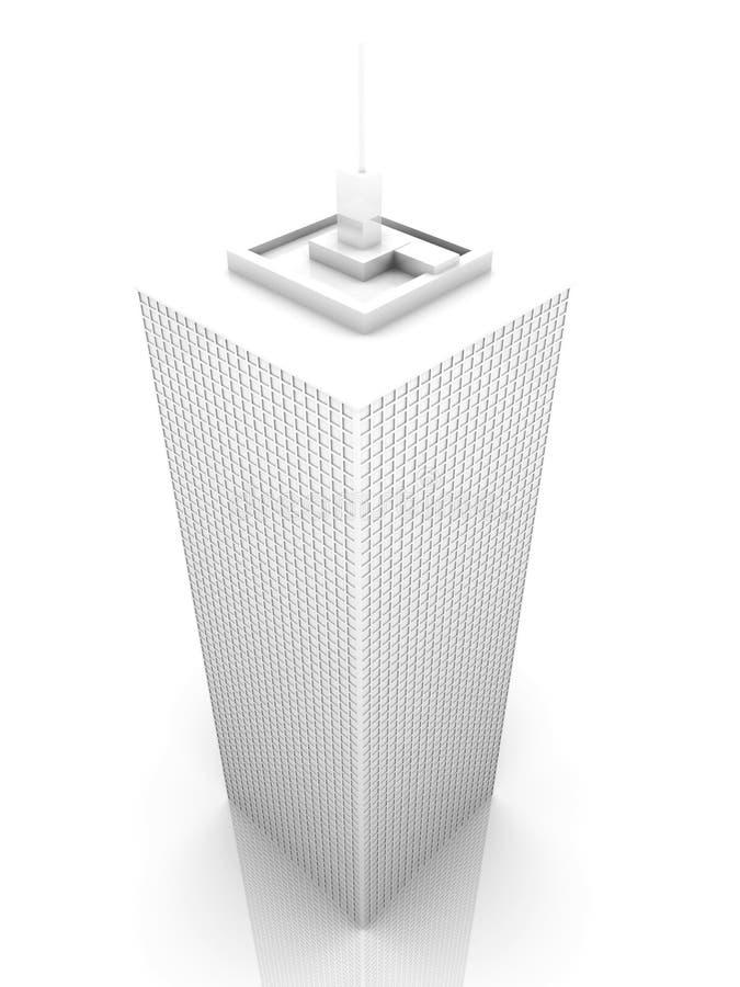 Download Skyscraper stock illustration. Image of city, tall, urban - 7398160