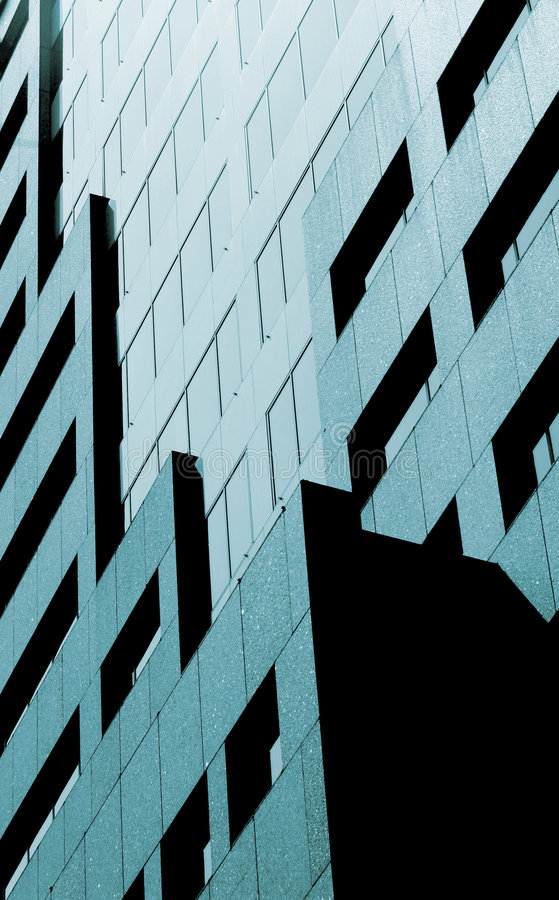 skyscraper abstract royalty free stock photography