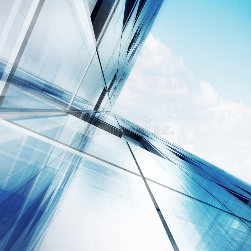 Free Skyscraper Abstract Concept Stock Photo - 35689700