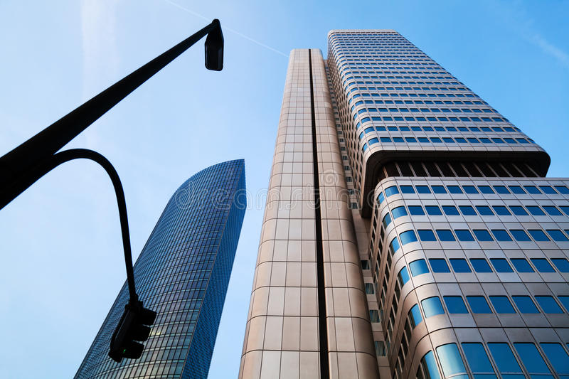 Download Skyscraper In Frankfurt, Germany Stock Photo - Image: 32114974