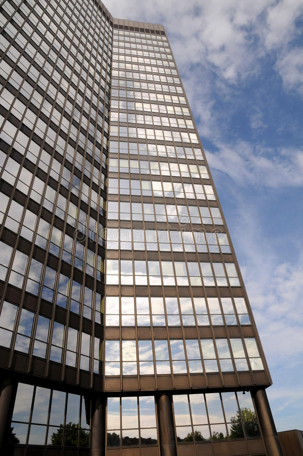 Download Skyscraper in Germany stock photo. Image of administrative - 28383418