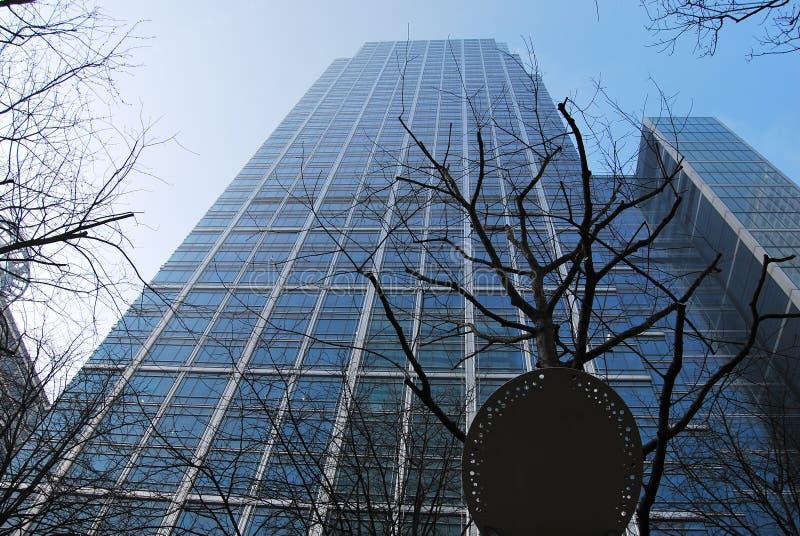 Download Skyscraper In London Docklands Stock Image - Image: 24021709