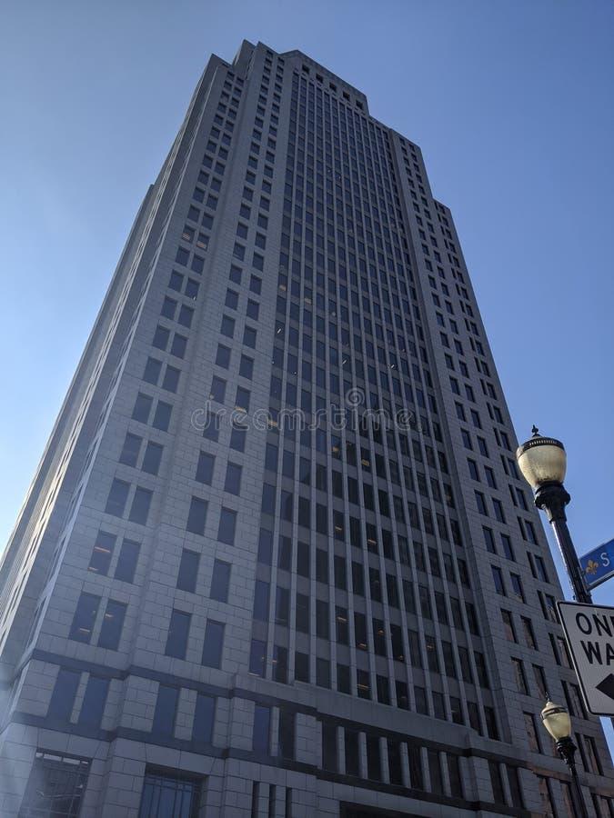 Skyscraper 400 main Louisville Kentucky стоковое изображение