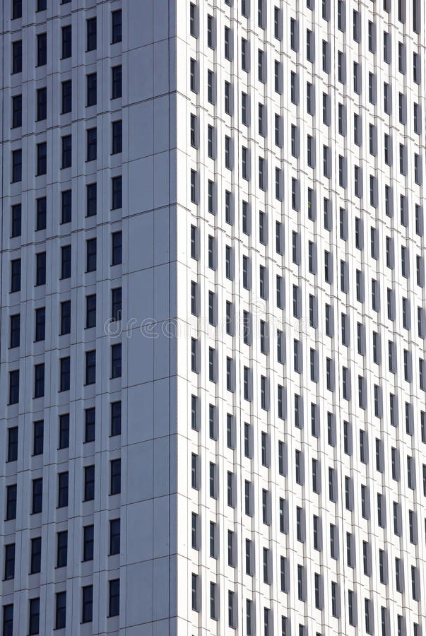 Skyscraper in Rotterdam, Netherlands stock images