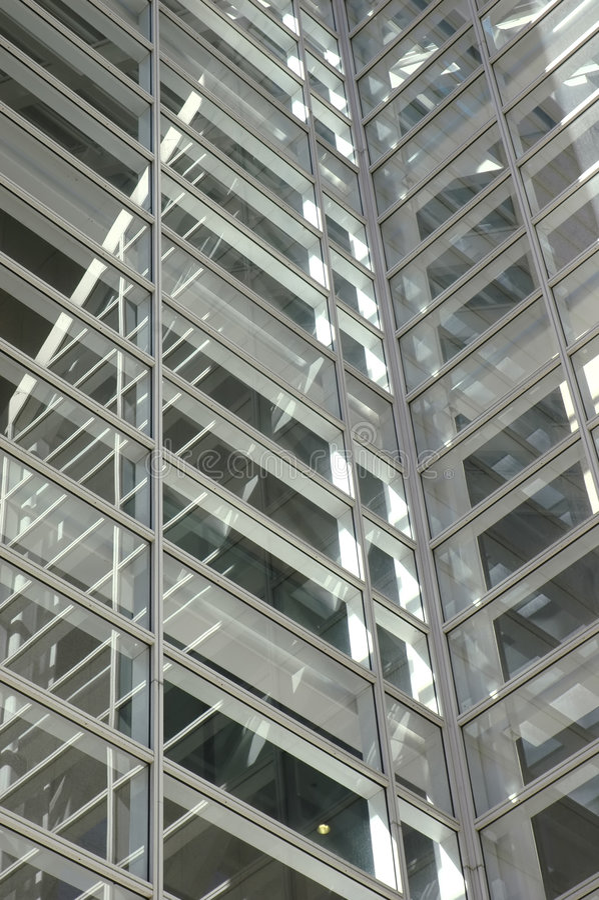 Download Skyscraper Windows Royalty Free Stock Photo - Image: 1409005