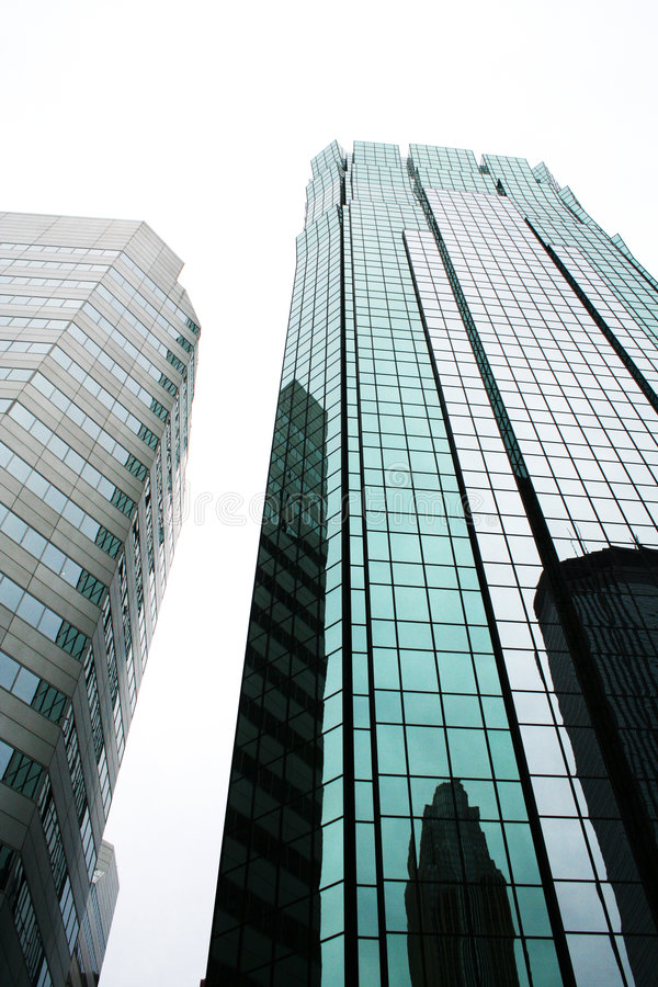 skyscraper1 royaltyfria bilder