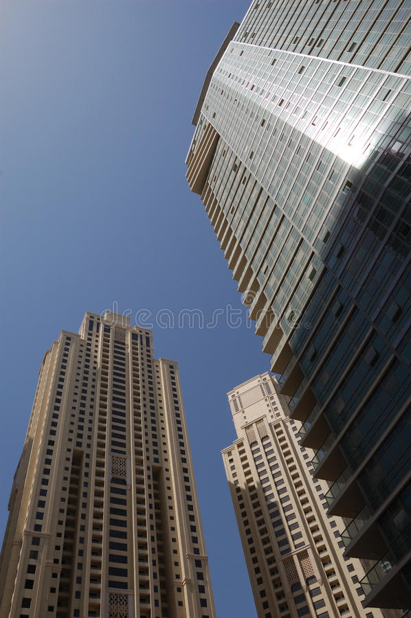 Download Skyscrapers stock image. Image of construction, district - 11615945