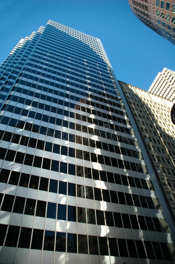Download Skyscrapers Stock Photo - Image: 1409010