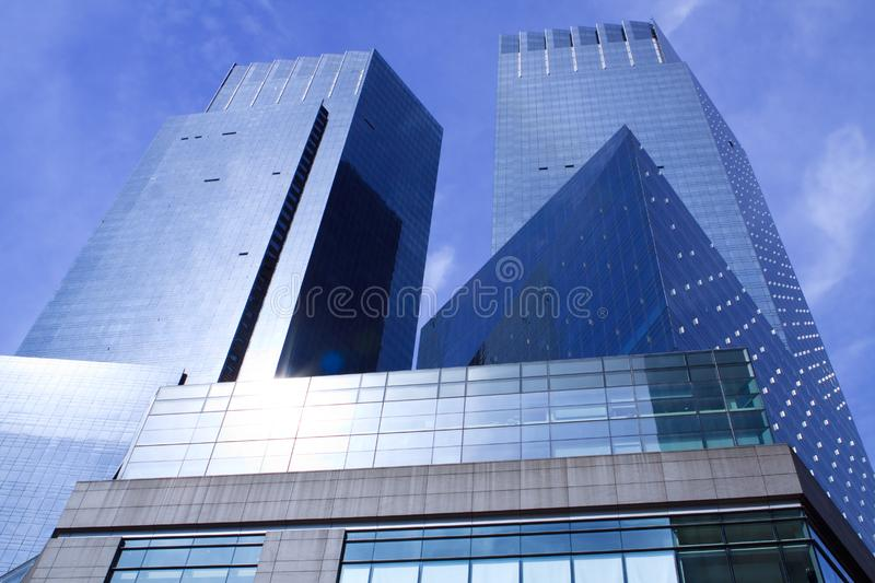 Download Skyscrapers stock image. Image of west, city, manhattan - 15905509