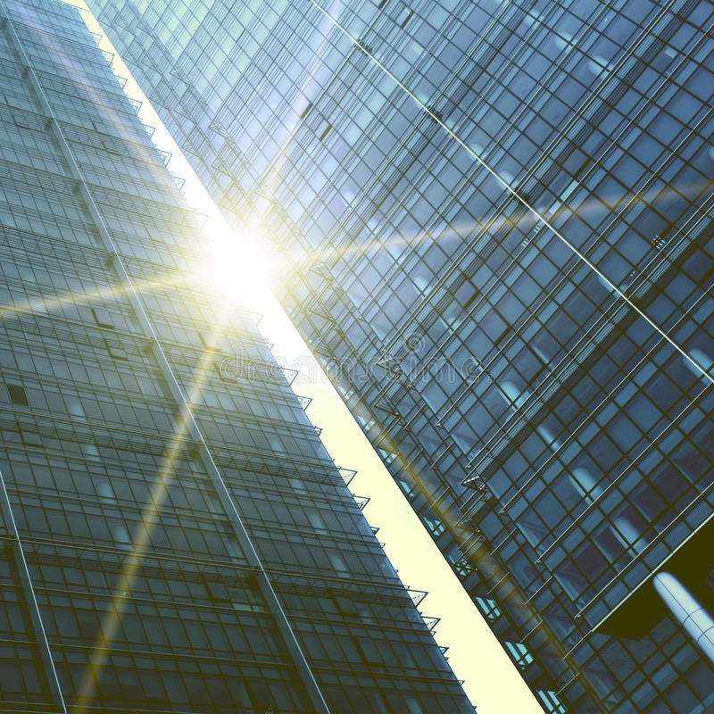 Free Skyscrapers Royalty Free Stock Images - 18084879