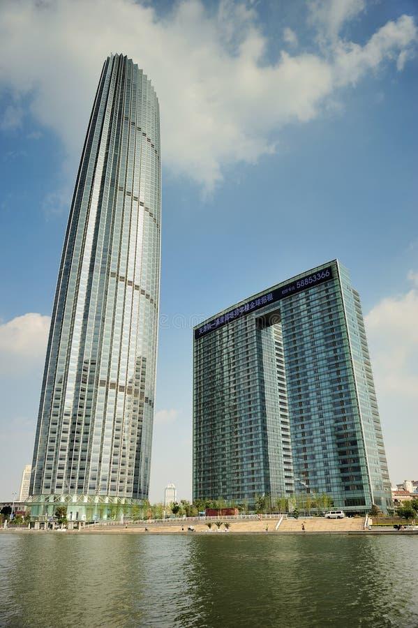 Skyscrapers stock photos