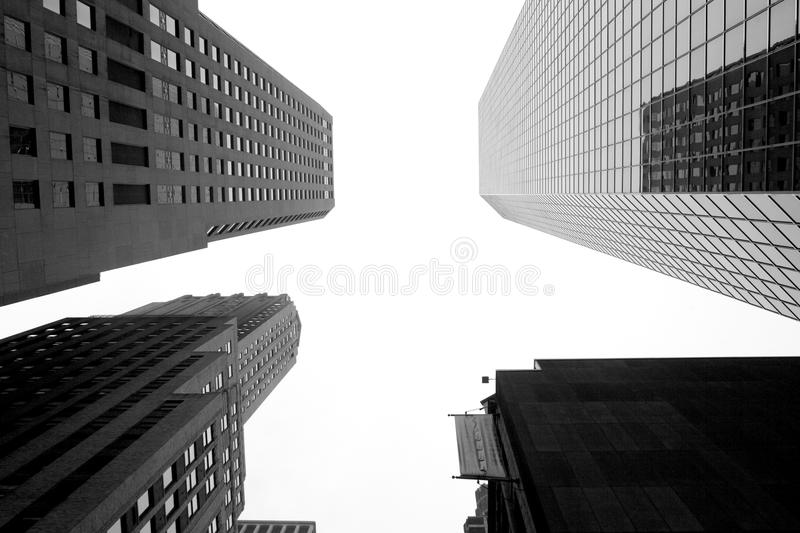 Download Skyscrapers stock photo. Image of office, windows, modern - 22258662