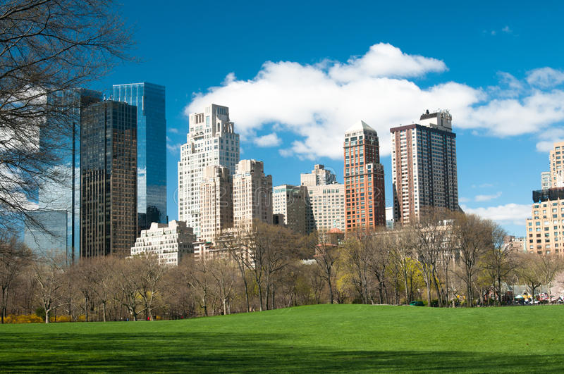 Download Skyscrapers stock image. Image of buildings, travel, park - 23348063