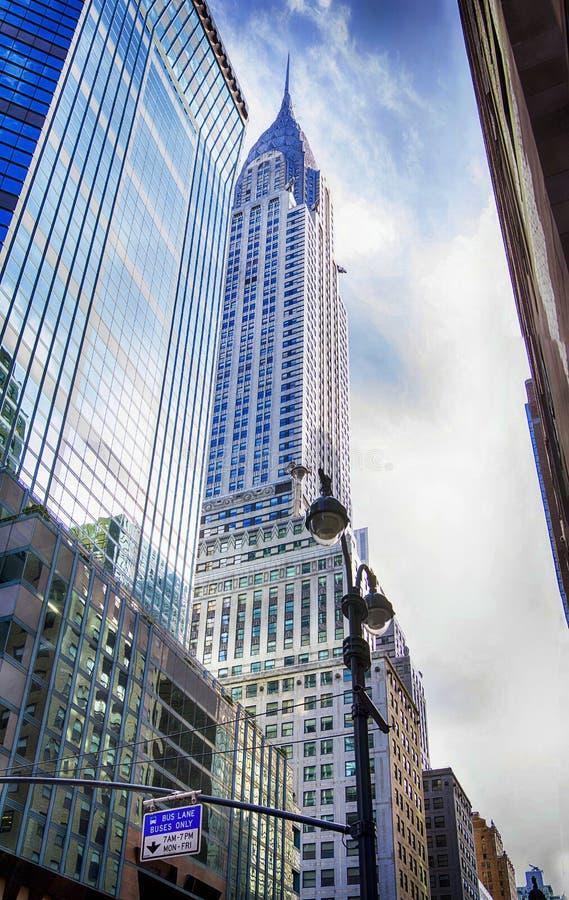 Skyscrapers_01 imágenes de archivo libres de regalías